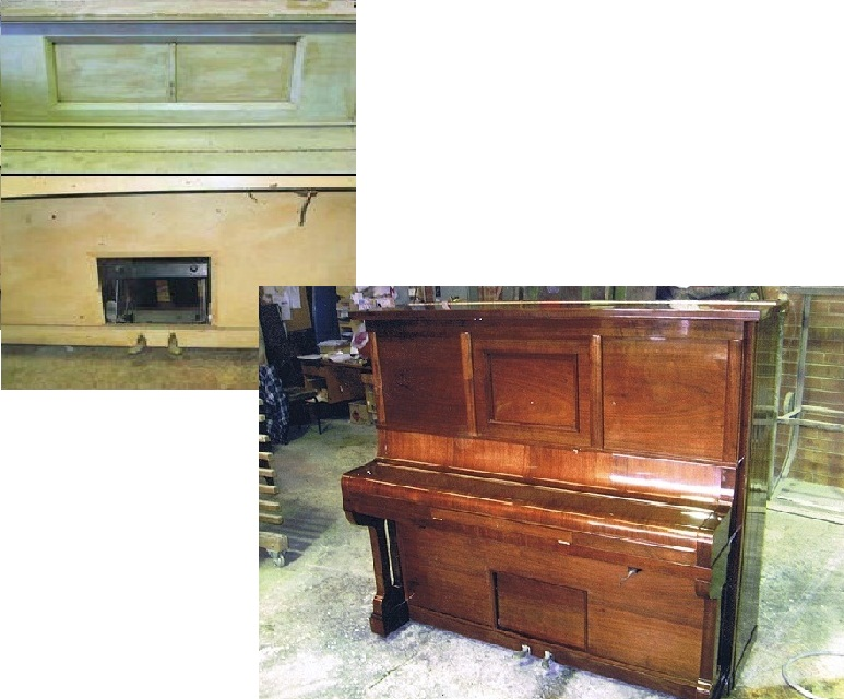 pianola restored
